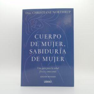 este libro es una guia para la salud fisica y emocional de la mujer.