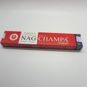 varitas de incienso.nag champa golden