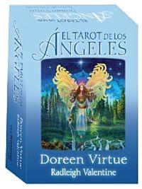 cartas del tarot de Doreen Virtue.El tarot de los angeles.Herramienta de adivinacion.